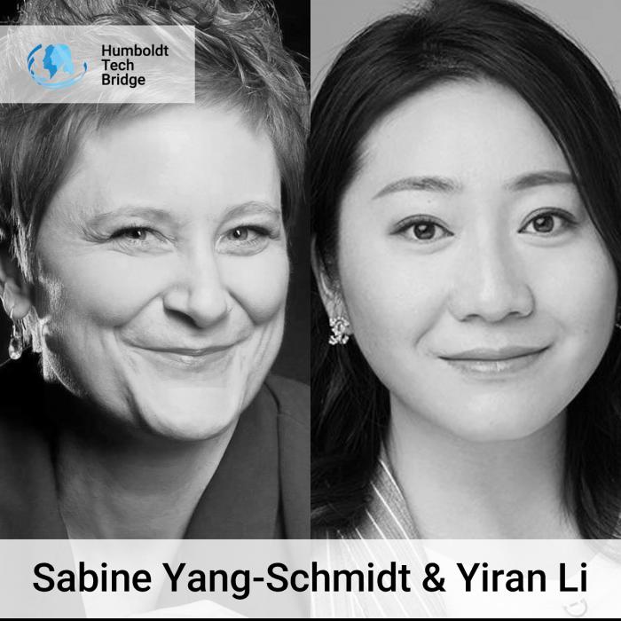 Sabine Yang-Schmidt Yiran Li